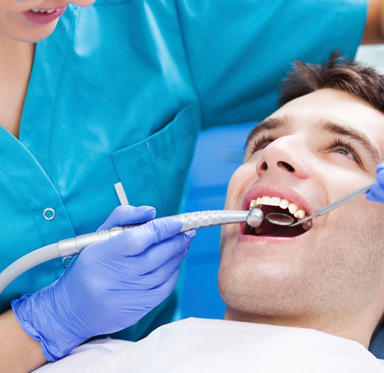 Clínicas Reydental - Odontología